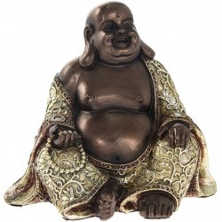 Picture of Happy Buddha Figurine Leonardo Collection