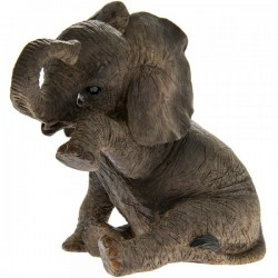 Picture of Sitting Elephant Missing You Leonardo Collection
