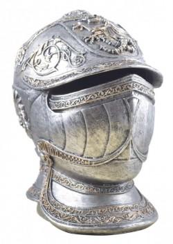 Picture of Knight Helmet Money Bank