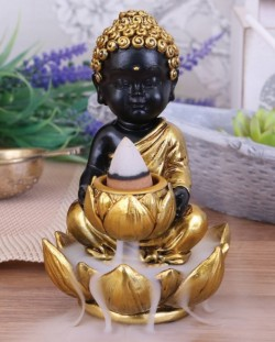 Picture of Little Buddha Backflow Incense Burner