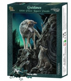 Picture of Guidance Wolf Jigsaw (Lisa Parker) 1000 pieces