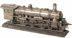 Picture of Steam Train Bronze Ornament 26cm
