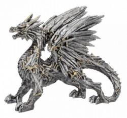 Picture of Sword Dragon Figurine Medium