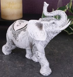 Picture of Henna Hope Elephant Ornament