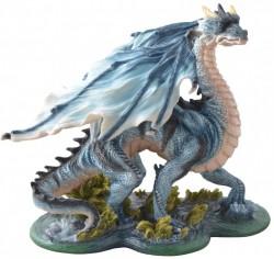 Picture of Blue Dragon Figurine