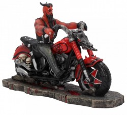 Picture of Devil Biker Figurine James Ryman