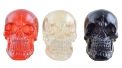 Picture of Set of 3 Skulls