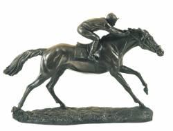 Picture of The Final Furlong Bronze Sculpture