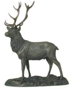Picture of The Stag Bronze Sculpture