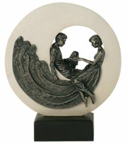 Picture of Circle of Love Bronze Figurine