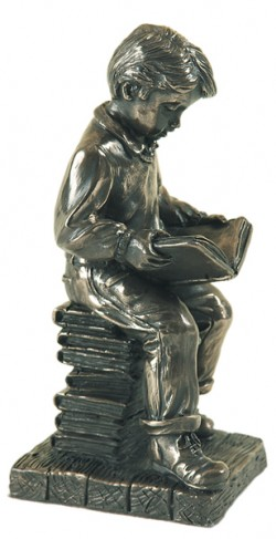 Picture of Study Time (Boy) Figurine