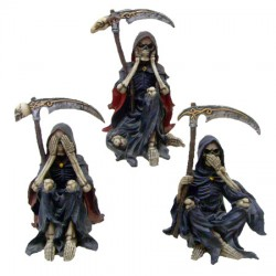 Picture of Three Reapers Ornaments