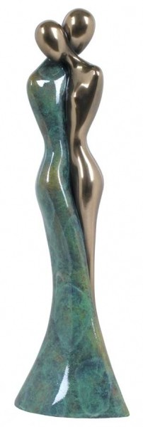 Picture of Lovers Forever Bronze Statue