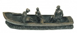 Picture of The Currach (Small) Bronze Ornament Limited Edition