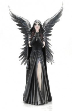 Picture of Harbinger Angel Figurine (Anne Stokes)
