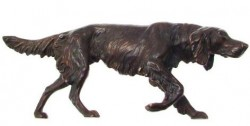 Picture of Setter Bronze Ornament