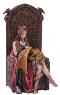 Picture of Friends Forever Figurine (Anne Stokes)