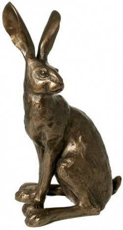 Picture of Howard Hare Bronze Figurine