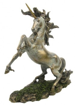Picture of Unicorn Rampant Figurine (Premier Edition)