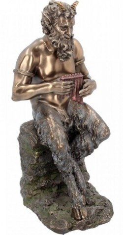 Picture of Pan Figurine