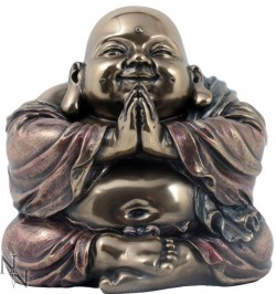 Picture of Abundance Buddha Ornament