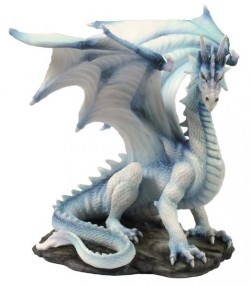 Picture of Grawlbane the Dragon Figurine