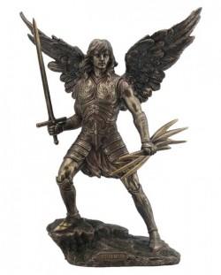 Picture of Archangel Remiel Bronze Figurine