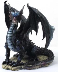 Picture of Rox the Mountain Dragon Figurine