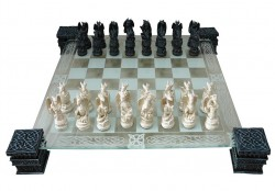 Picture of Dragon Chess Set