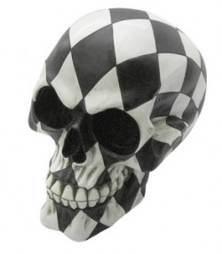 Picture of Harlequin Skull