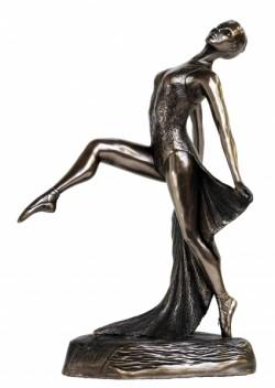 Picture of Ballerina Bronze Figurine