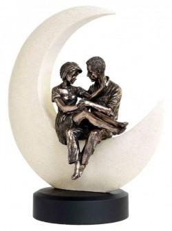 Picture of Midnight Engagement Bronze Figurine