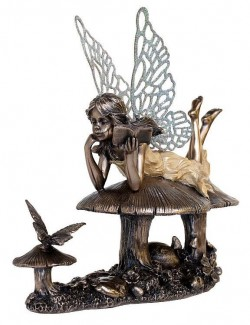 Picture of Fairy Tales Bronze Figurine