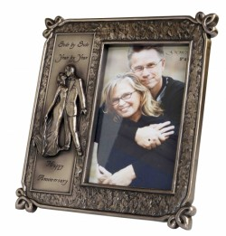 Picture of Anniversary Frame Bronze