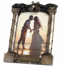 Picture of Wedding Frame Bronze