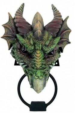Picture of Kryst the Dragon Door Knocker