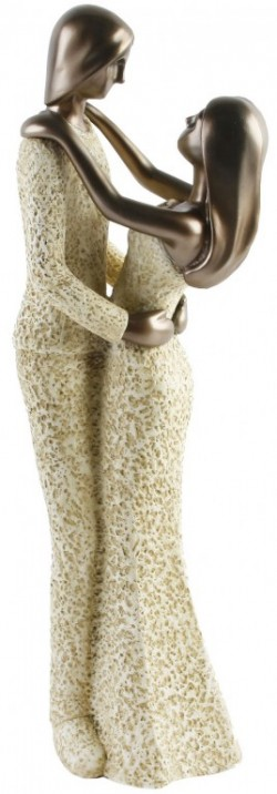 Picture of In Your Arms Couple Figurine 34 cm (Juliana)