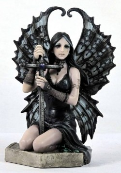 Picture of Lost Love Statue Anne Stokes
