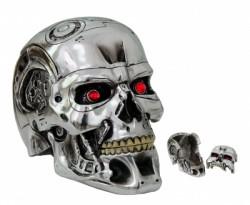 Picture of T-800 Terminator Box Skull