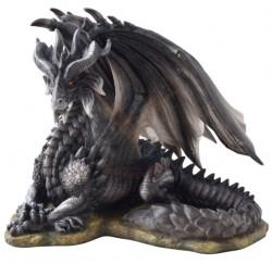 Picture of The Dark Dragon Figurine