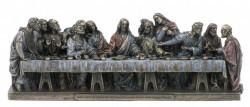Picture of The Last Supper Bronze Figurine 24 cm