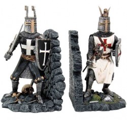 Picture of Knight Bookends