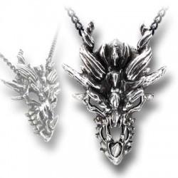 Picture of Dragon Skull Pendant