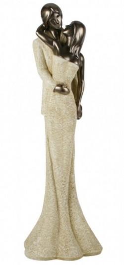 Picture of Romantic Couple Figurine LARGE 60 cm (Juliana)