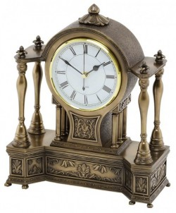 Picture of Large Abbey Clock (Genesis Fine Arts)
