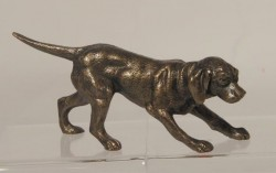 Picture of Gundog Bronze Figurine