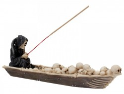 Picture of Grim Reaper Incense Holder 30 cm