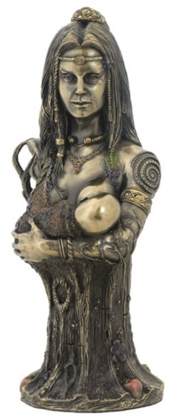 Picture of Mother Earth Bronze Figurine (Neil Sims)
