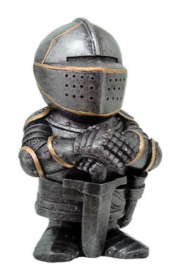 Picture of Sir Fightalot Figurine