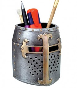 Picture of Crusader Pen Pot